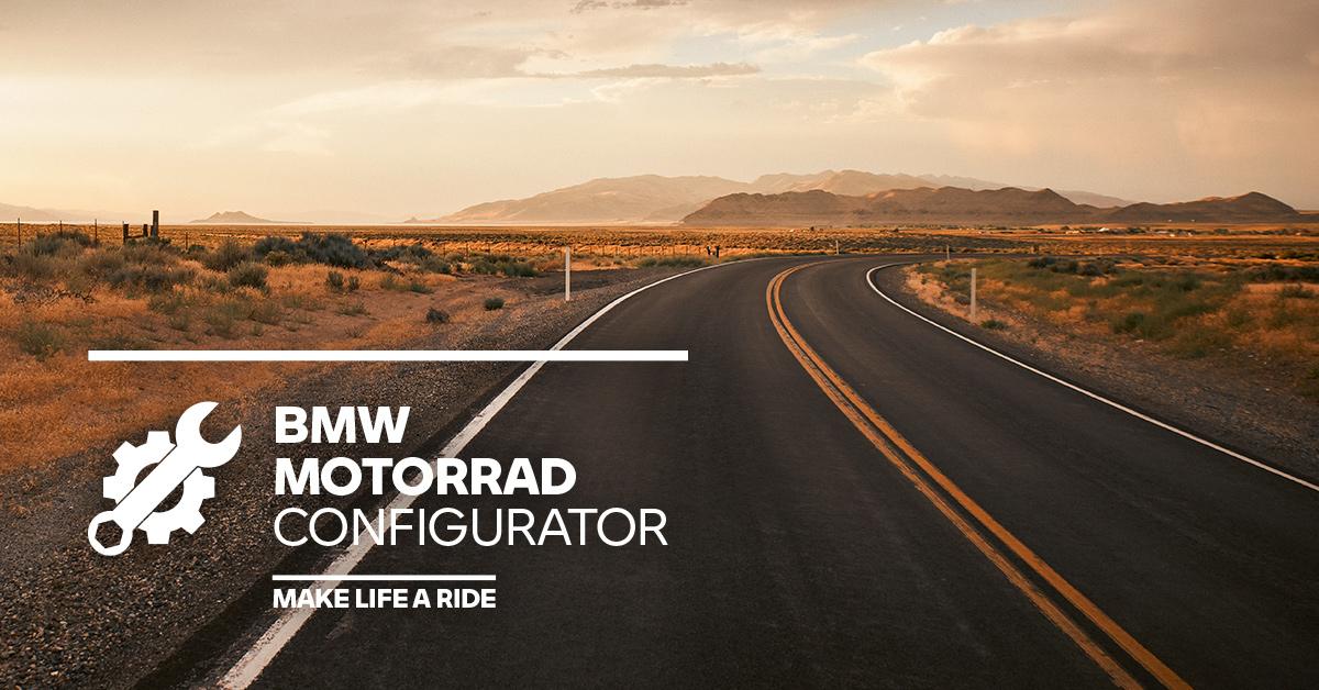 configuratore bmw motorrad – tutti i modelli, i colori, i